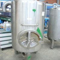 Stainless steel tank of 950L