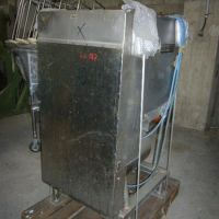 Mixer, stainless steel, HOBART, with screw