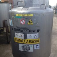 Container 1045 litres inox 316