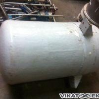 Cuve en PVC fretté 1387 L