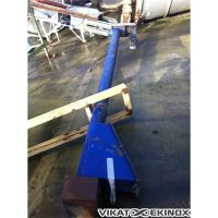 Vis tube acier long. 3900 mm