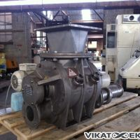 Ecluse d'injection inox Anag