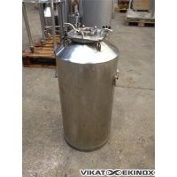 Stainless steel tank approx. 60 litres