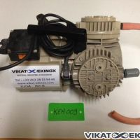 Laboratory vacuum pump 0.20 kw
