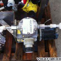 Dosing pump +/- 40L/h