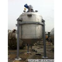 Cuve inox 316 de 5500 litres agitée