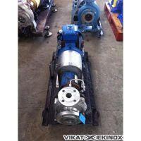 Pompe inox ITUR moteur 11kw