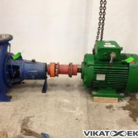 Pompe inox ITUR type 200/330 01 – 600 m3/h