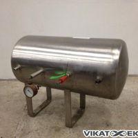 Cuve inox à air env. 100 litres