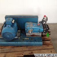 High pressure pump 1,2 m3/h
