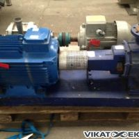 KSB pump 140m3/h