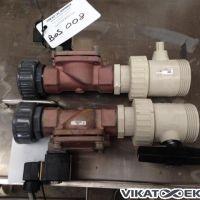 Burkert valve DN32