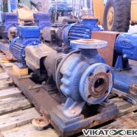 RUTSCHI steel pump 3 KW