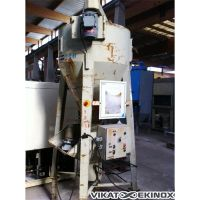 Steel screw mixer SPIROFLUX MVRTS300