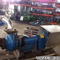 Robuschi type RCK 65-22 pump