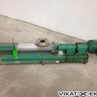 NETZSCH type NM NE 40 B positive displacement pump