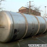 Cuve inox horizontale 55m3