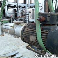 Pompe inox ESSA MICO 7,5 KW
