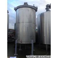 Cuve inox 316 agitée env. 5500 litres