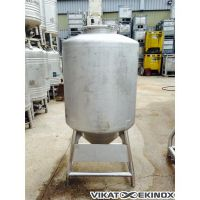 Stainless steel container 800L, grade 316