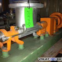 Pompe volumétrique inox Van Wijk Boerma.