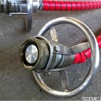 Connecting hose pipe