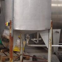 Stainless Steel tank of 700 liters