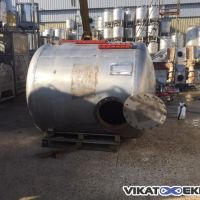 Stainless steel tank 3200 L