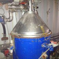 Clarificateur centrifuge Alfa Laval type VNPX 407SGP