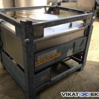 Stainless steel container 500L