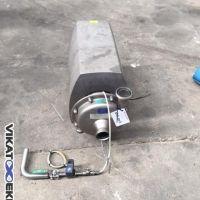 GEA TP3050 pump approx. 75m3/h