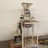 FLO FORPLEX hammer mill, type FL0