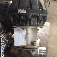 GEMU pneumatic control diaphragm valve