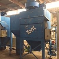 Donaldson Torit DCE dust filter type 3DFP9 – 4500m3/h