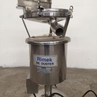 Rimek De Duster, stainless steel