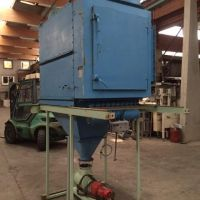 CHRONOS RICHARDSON Dust filter unit 20m2