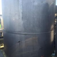 Stainless steel frame Ø 2470 mm height 2370 mm
