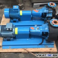 Johnson CC50 steel pump 13m3/h