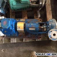 Stainless steel centrifuge pump 7m3/h