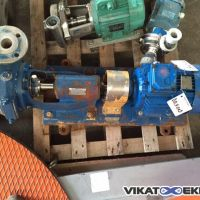Stainless steel centrifuge pump 18m3/h