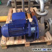 Pompe centrifuge inox KSB type Etachrom BC 32-250/224EX