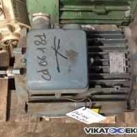 Moteur ABB 15 KW 2920 Tr/min Type : MEUZ 160 M2