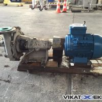 Sihi steel pump 4 kw