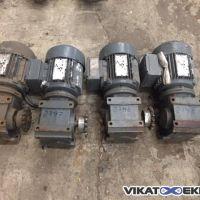 Motoréducteur Sew Eurodrive 0,37 KW 1380 Tr/min Type S32 DT71D4