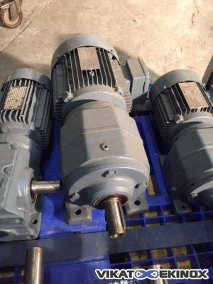 R62 Sew Usocome Geared Motor 1 5 Kw 58 Rpm Vikat Ekinox