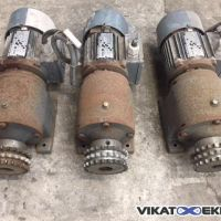 Motoréducteur Sew Eurodrive 0,25 KW 1300 Tr/min Type R40 DT63L4B03