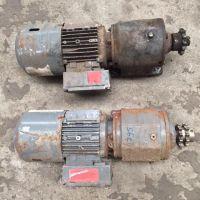 Motoréducteur Sew Eurodrive 0,37 KW 1380 Tr/min Type R43 DT71D4BMG