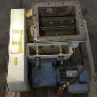 Semco steel rotary valve type RV-04 Assembly