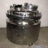 Cuve inox calorifugée 70 litres