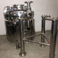 Cuve inox double enveloppe 90 litres
